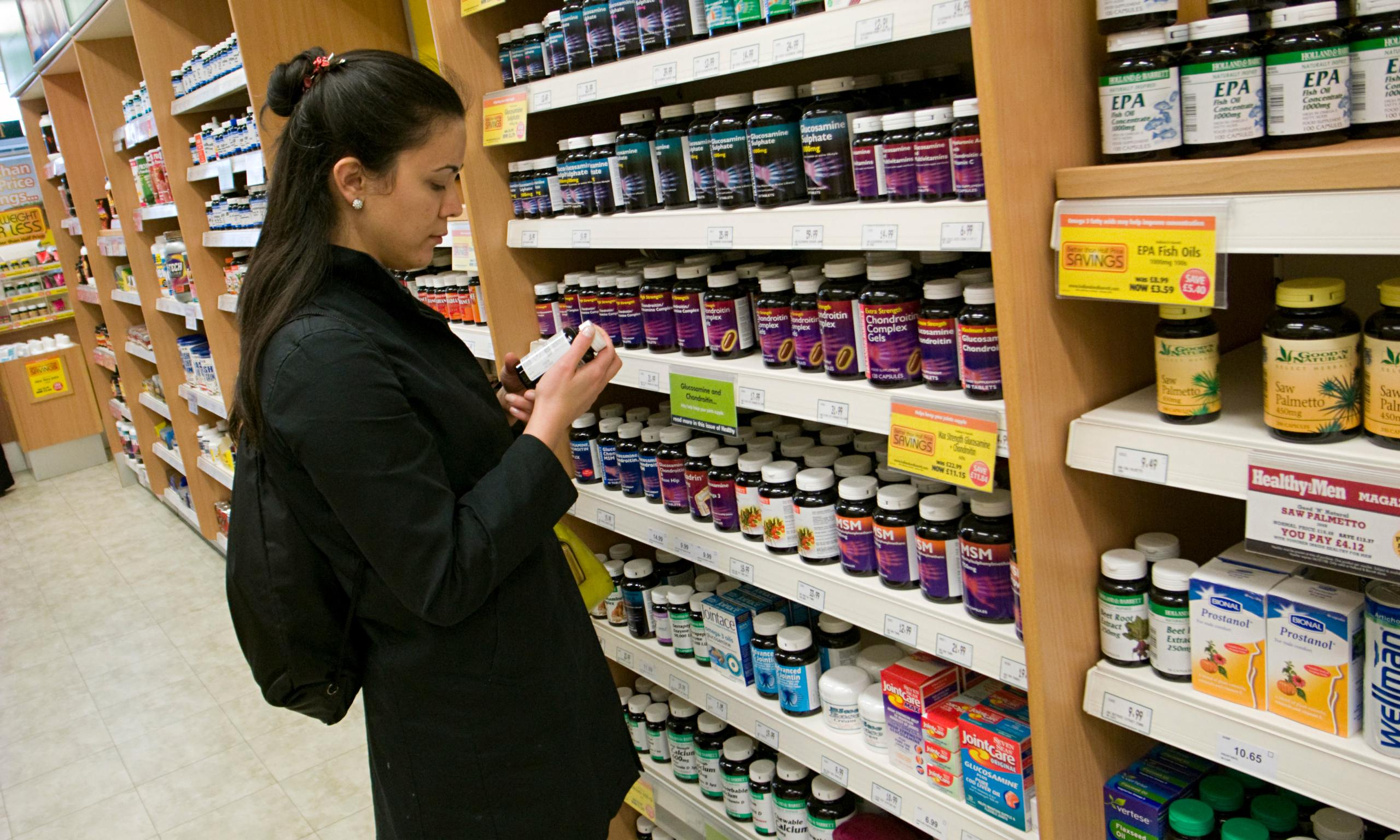 Why Your Supplements Aren't Providing Health Benefits