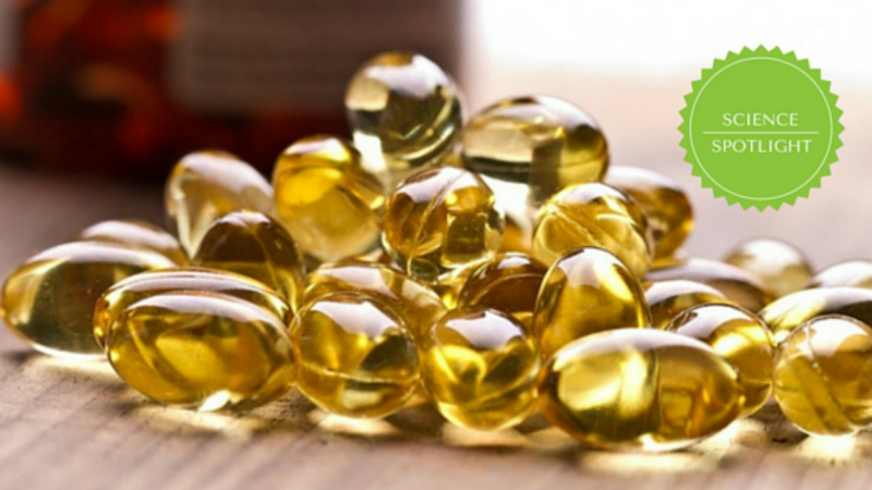 Science Spotlight: Omega-3 Fatty Acids May Reduce Blood Pressure