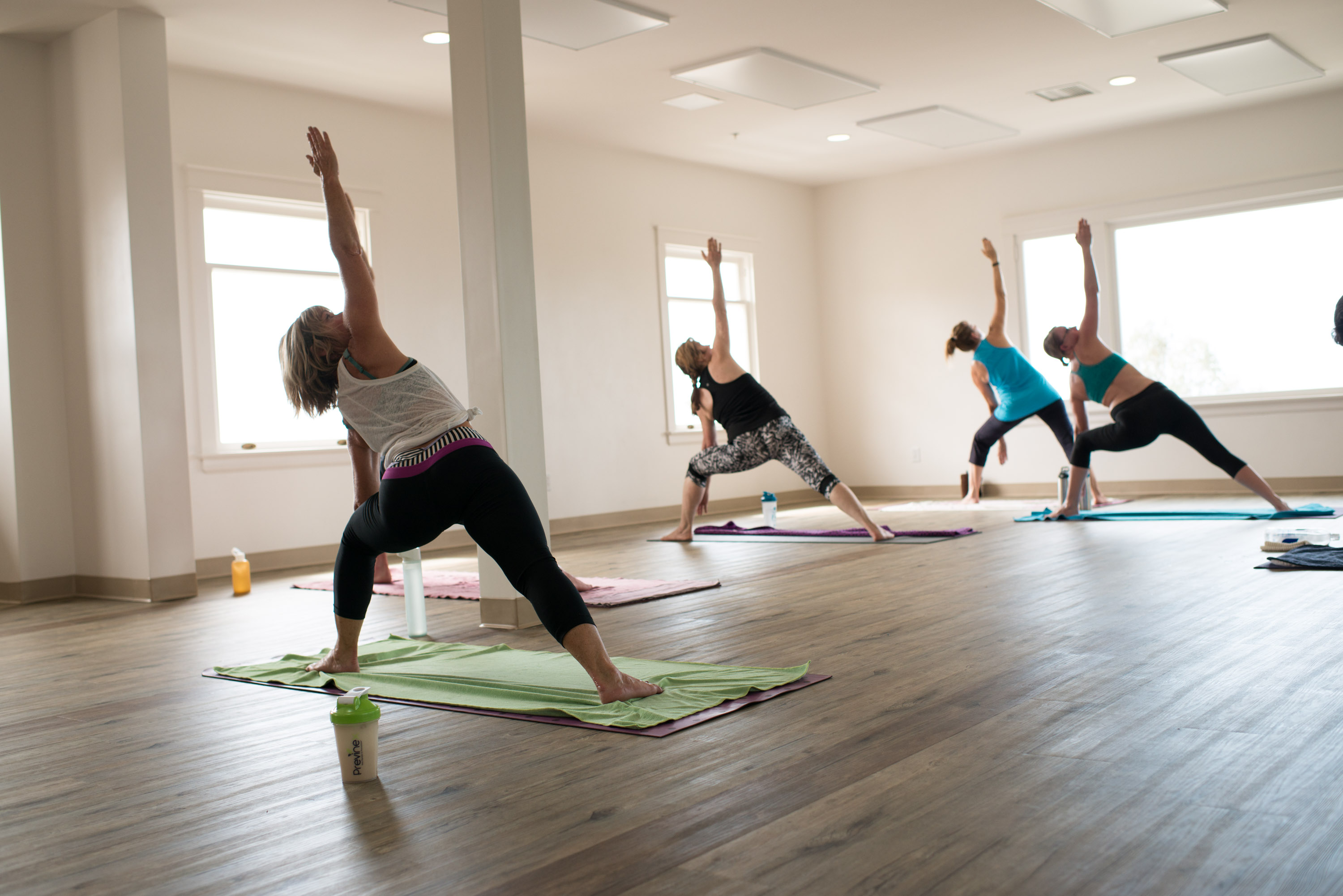 Exercise: The 5 Pillars of Health