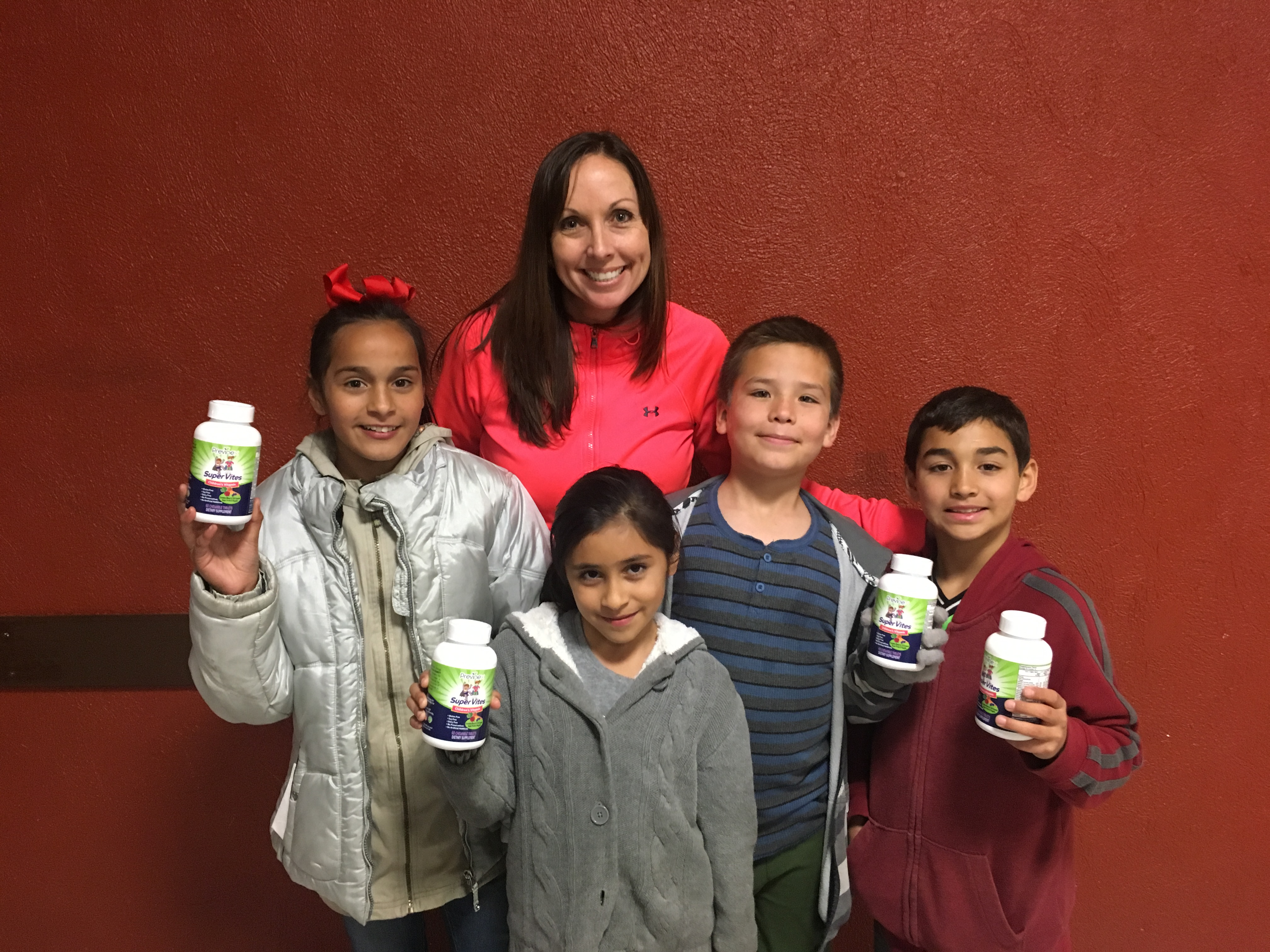 Previnex Gives Back Serving Children In Mexico